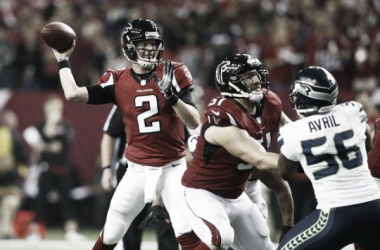 Matt Ryan led the Atlanta Falcons to a win over the Seattle Seahawks. | Photo: Brett Davis-USA TODAY Sports