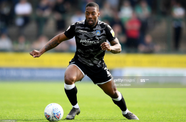 Gillingham sign Ryan Jackson