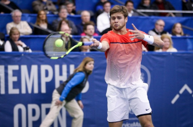 Ryan Harrison/Photo: @memphisopen