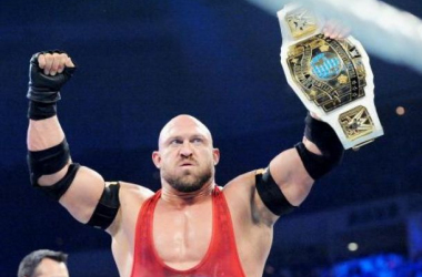 Ryback Out For WWE Battleground