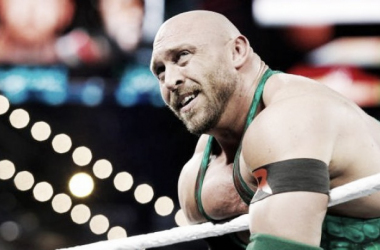 Ryback's situation is now more clear. Photo- Bleacher Report
