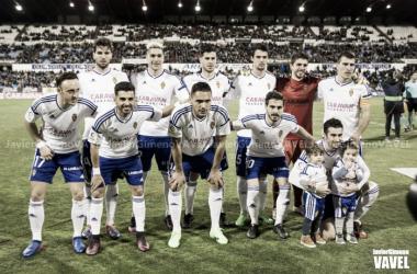 Real Zaragoza - CD Lugo: puntuaciones del Real Zaragoza, jornada 23