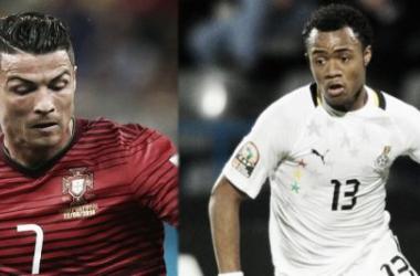 Portugal-Ghana : espérer