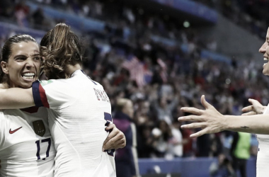 Ranking FIFA Femenino 2021: Estados Unidos aumenta su ventaja