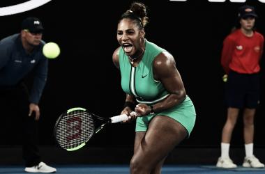 Serena,no tiene fin | Foto: Aus Open