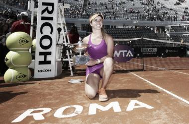 Análisis WTA Premier 5 de Roma: Svitolina, con un duro cuadro para defender el título