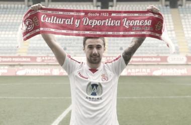 Sergio Marcos renueva con la Cultural. Foto: @CyDLeonesa