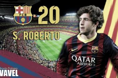 FC Barcelona 2014/15: Sergi Roberto