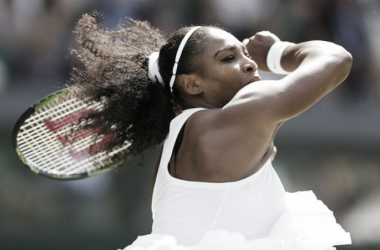 Serena Williams has yet win a grand slam in 2016 | photo: The Guardian
