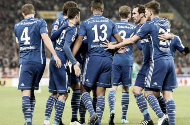 VfB Stuttgart 0-4 Schalke 04: Null vier for Schalke at the Mercedes-Benz Arena