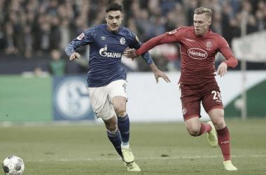 Com longas sequências negativas, Fortuna Düsseldorf e Schalke 04 miram recuperação