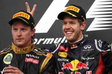 F1: Raïkkonen ne rejoindra pas Red Bull