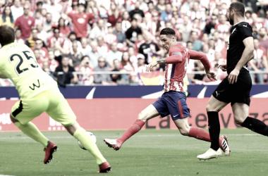 Fernando Torres disputó su último partido en el Atlético | FOTO: Club Atlético de Madrid.