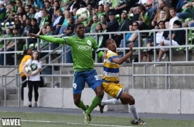 Seattle Sounders II managed to score twice in extra time to beat Kitsap Pumas and move on to the third round.Photo credit: Brandon Farris