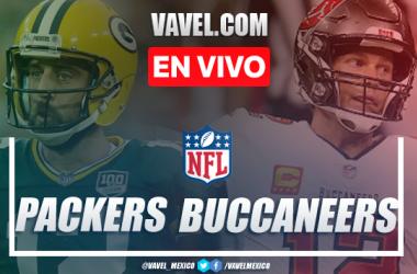 Resumen y Touchdowns: Green Bay Packers 10 - 38 Tampa Bay Buccaneers en NFL Semana 6