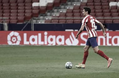 """Savic: """"Acerté con el Atlético, tengo todo lo que quería"""""""