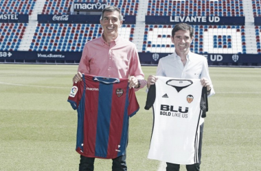 """Marcelino: """"El Levante es un equipo con una gran identidad"""""""