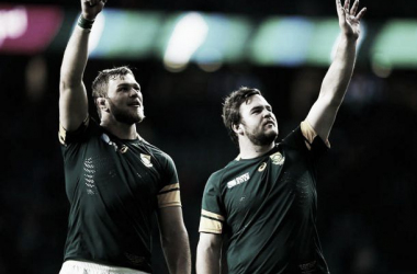 Duane Vermeulen & Frans Malherbe have been named n the side to face New Zealand (image via: express)