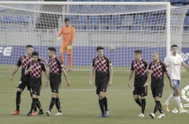 El Sabadell ganó a domicilio ante el CD Tenerife (1-2) y resurge en la pelea por la salvación | Foto: CE Sabadell FC