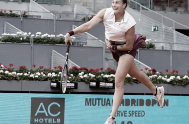 "<p style=""margin-bottom: 0cm; color: rgb(0, 0, 0); font-size: medium; font-style: normal; text-align: start;""><font style=""font-size: 15pt;""><b>Aryna Sabalenka, campeona del WTA 1000 de Madrid. Foto @MutuaMadridOpen</b></font></p>"