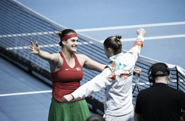 Foto: Paul Zimmer/Fed Cup