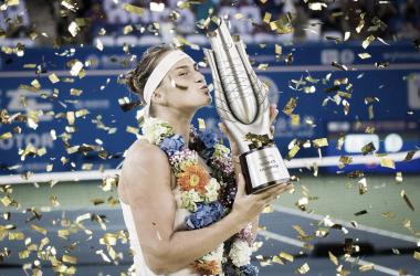 """Foto:<small class=""""text-muted""""><em> Divulgação/WTA</em></small>"""