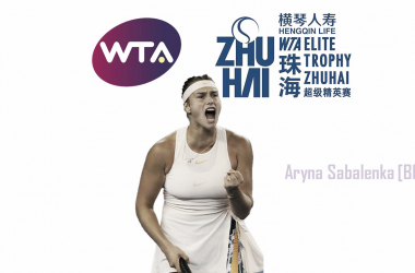 Aryna Sabalenka will be looking to carry her good form into Zhuhai | Edit: Don Han