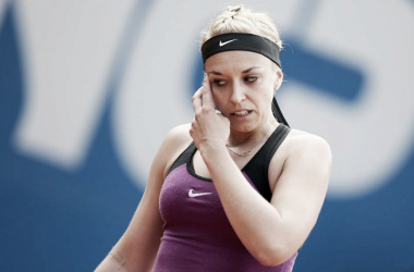Sabine Lisicki has tumbled down the rankings in recent months (Source: Rp-Online.de)