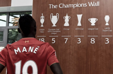 Sadio Mane has hit the ground running since signing for Liverpool from Southampton (Picture: Liverpool Echo)