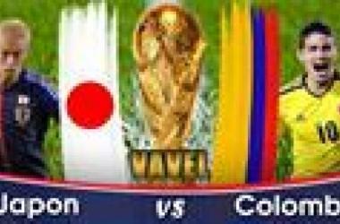 Live Japon - Colombie la Coupe du Monde 2014 en direct