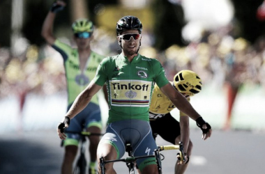 Tour de France: Sagan claims stage 11 victory and Froome adds time to overall lead following frantic day