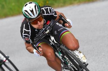 Peter Sagan le plus véloce