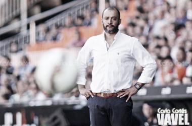 Nuno, nombrado entrenador de diciembre en la Liga BBVA