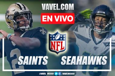 Resumen y Touchdowns del Saints 13-10 Seahawks en la NFL 2021