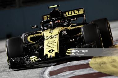 Carlos Sainz. Foto: Getty Images.