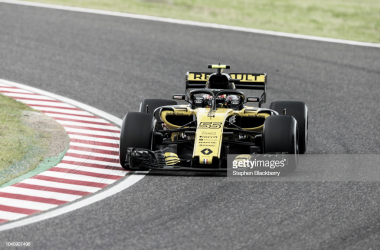 Carlos Sainz. Foto: Getty Images.