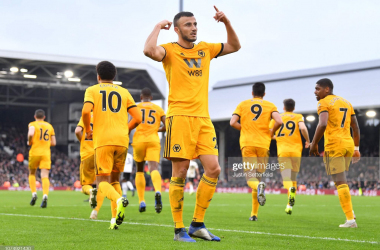 Wolves have not won at Fulham since 2017. (Photo by Jan Kruger/Getty Images)