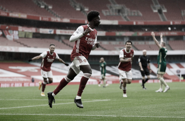 Arsenal vence Sheffield United e entra no G-4 da Premier League