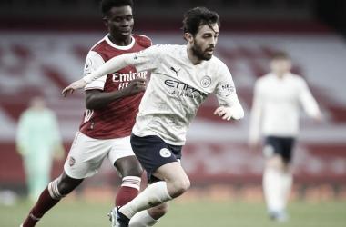 Un nuevo juego entre Arsenal y Manchester City | Foto: Premier League