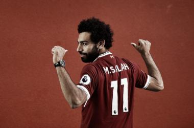 El Liverpool confirma el fichaje de Mohamed Salah