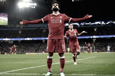 Salah, la figura del Liverpool y uno de los nombres más destacados de esta Champions. (Foto: Liverpool)
