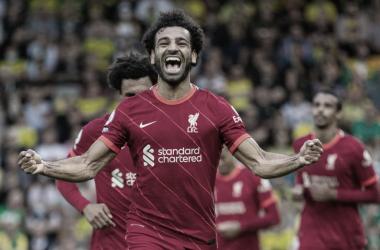 Liverpool no tuvo piedad y derrotó al Norwich