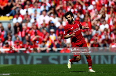 Liverpool finished their Premier League campaign with a win against Wolves at Anfield (Getty Images)