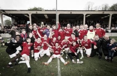 Salford City: la locura de los chicos de la Clase del 92