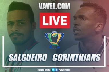 Gol e melhores momentos deSalgueiro 0x3 Corinthians pela Copa do Brasil 2021