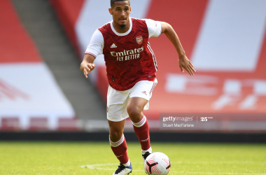 William Saliba: Should he stay or should he go?
