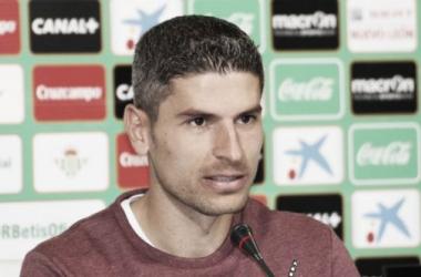 """Salva Sevilla: """"El partido contra Osasuna es el más importante de la temporada"""""""