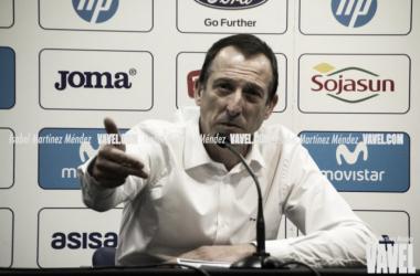 """Maldonado: """"Si no ves la rivalidad, es que no te enteras de nada"""""""