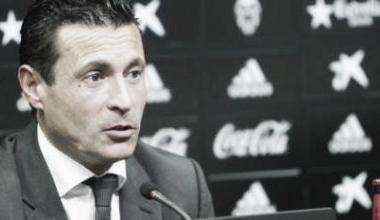 Amadeo Salvo en la presentación (FOTO: superdeporte.es)