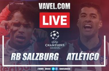 Gols e melhores momentos de RB Salzburg 0 x 2 Atlético de Madrid pela Champions League
